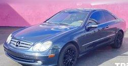 2004 Mercedes-Benz CLK-Class CLK 320
