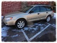 2008 Subaru Outback i
