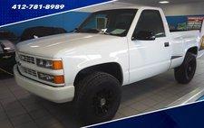1998 Chevrolet C/K 1500 Stepside