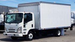 2015 Isuzu 16' Dry Box Truck with 1500 Lbs Lift Gate