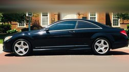 2008 Mercedes-Benz CL-Class CL 550