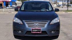 2013 Nissan Sentra FE+ S
