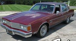 1984 Oldsmobile Ninety-Eight Regency Brougham