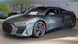 2021 Audi R8 5.2 quattro V10 performance