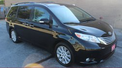 2014 Toyota Sienna Limited 7 Passenger 4dr Mini Van