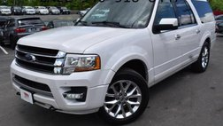 2015 Ford Expedition EL Limited