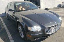 2007 Maserati Quattroporte Base