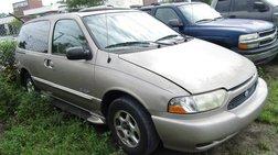2000 Nissan Quest GLE