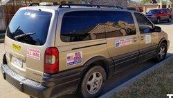 2005 Pontiac Montana MontanaVision