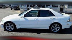 2003 Lexus IS 300 Base