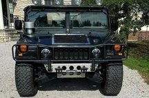 2000 AM General Hummer Convertible