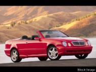 2000 Mercedes-Benz CLK-Class CLK 430