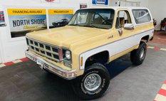 1978 GMC Jimmy Survivor 4x4 High Sierra - SEE VIDEO