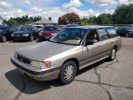 1991 Subaru Legacy L