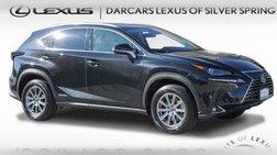 2020 Lexus NX 300h Base