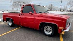 1987 Chevrolet R/V 10 Series R10