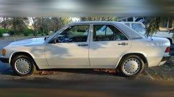 1989 Mercedes-Benz 190-Class 190 E 2.6