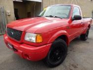 2002 Ford Ranger Edge Plus