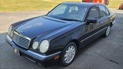 1997 Mercedes-Benz E-Class E 300D