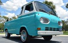 1967 Ford Pickup 5 Window