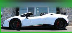 2018 Lamborghini Huracan LP 640-4 Performante Spyder