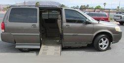 2005 Chevrolet Uplander Cargo