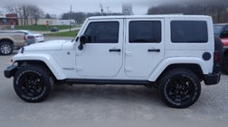 2015 Jeep Wrangler Unlimited Altitude