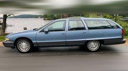 1992 Oldsmobile Custom Cruiser Base