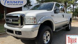 2007 Ford Super Duty F-250 Highline