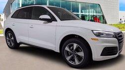 2020 Audi Q5 Titanium Premium