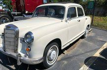 1959 Mercedes-Benz 1959 MERCEDES-BENZ 190