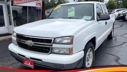2007 Chevrolet Silverado 1500 Classic LS