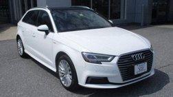 2018 Audi A3 e-tron Premium Plus