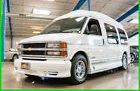 1998 Chevrolet Chevy Cargo Van 1998 Chevrolet Explorer 1500 Conversion