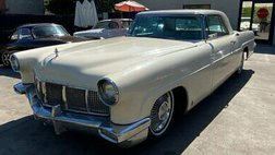 1956 Lincoln Continental AC, Cruise Control, Power Locks, Windows, Seats