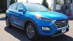 2019 Hyundai Tucson Ultimate
