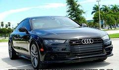 2018 Audi S7 4.0T quattro Premium Plus