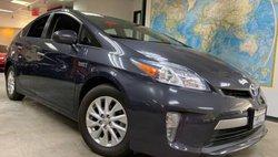 2015 Toyota Prius Plug-in Hybrid Advanced