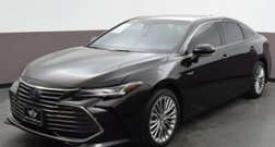 2019 Toyota Avalon Hybrid XLE