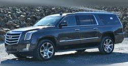 2016 Cadillac Escalade ESV Luxury Collection