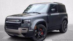2021 Land Rover Defender 90 X