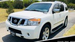 2010 Nissan Armada Titanium