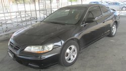 2002 Honda Accord EX w/Leather