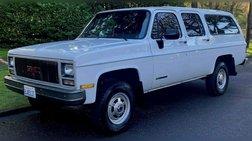 1989 GMC Suburban V2500