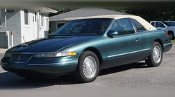 1996 Lincoln Mark VIII Limited Edition