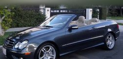 2009 Mercedes-Benz CLK-Class CLK 550