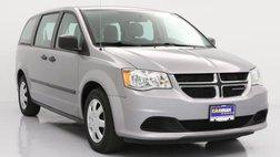 2015 Dodge Grand Caravan SE