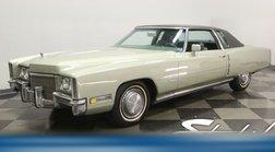 1971 Cadillac Eldorado Fleetwood