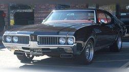 1969 Oldsmobile Cutlass Supreme Coupe