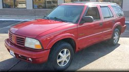 2000 Oldsmobile Bravada Base